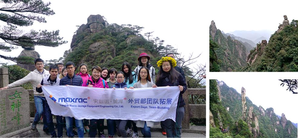 Maxrac Team Go Find Out The Most Beautiful Village Of China
