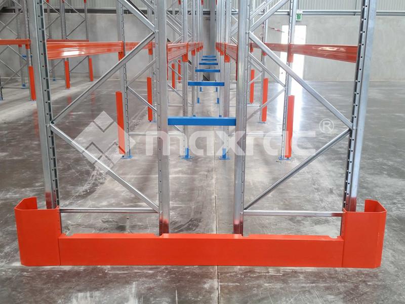 Warehouse storage rack in Australia