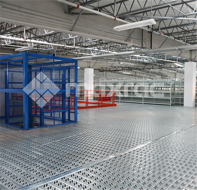 warehouse mezzanine storage