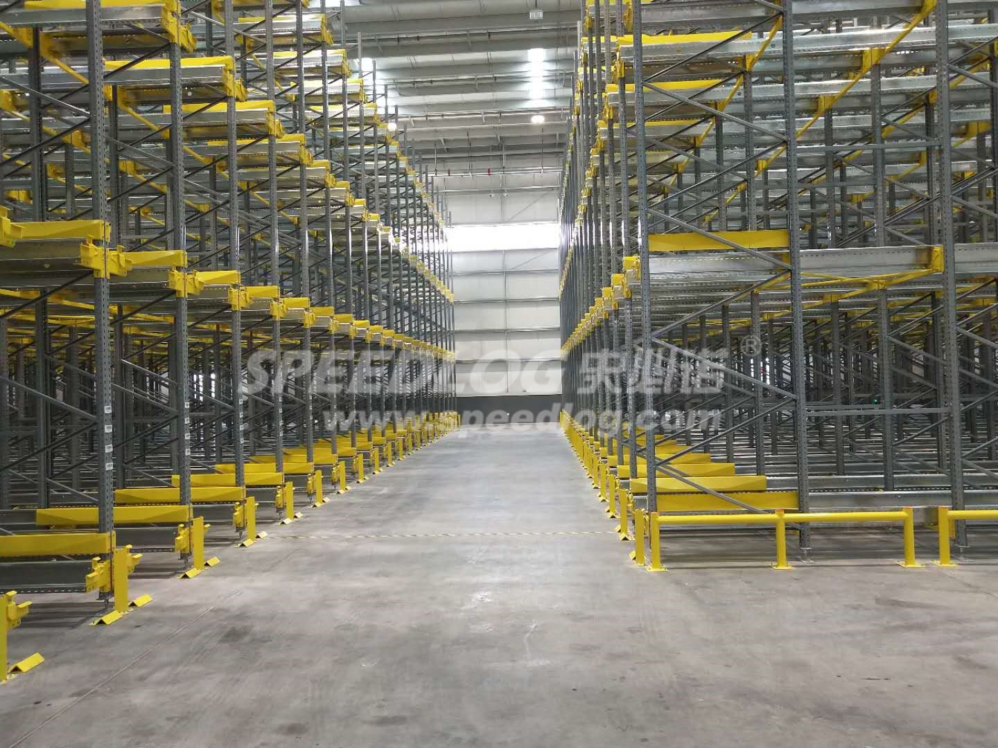 Celebrate Our Sales Of Industrial Storage Racking System To Germany