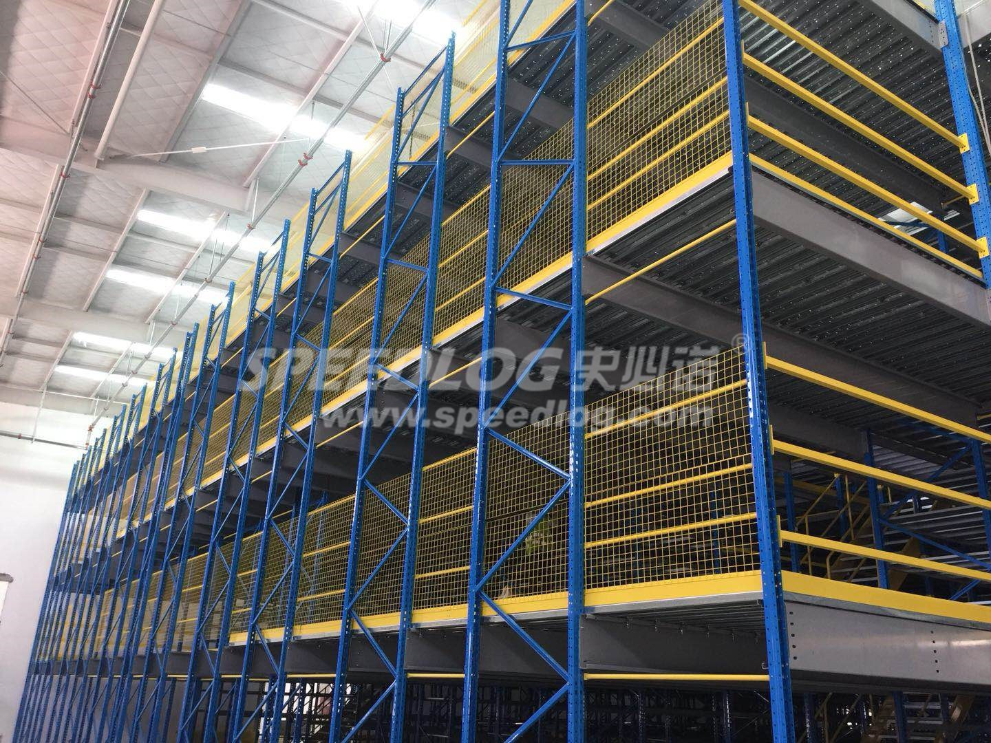Warehouse Mezzanine Systems
