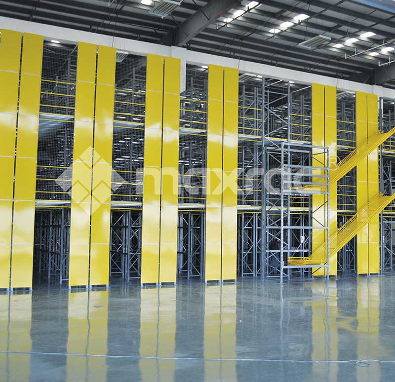 The Correct Use Of Mezzanine Racking System