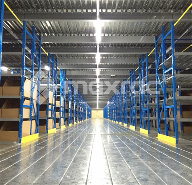 Commercial Storage Shelving Units Structure