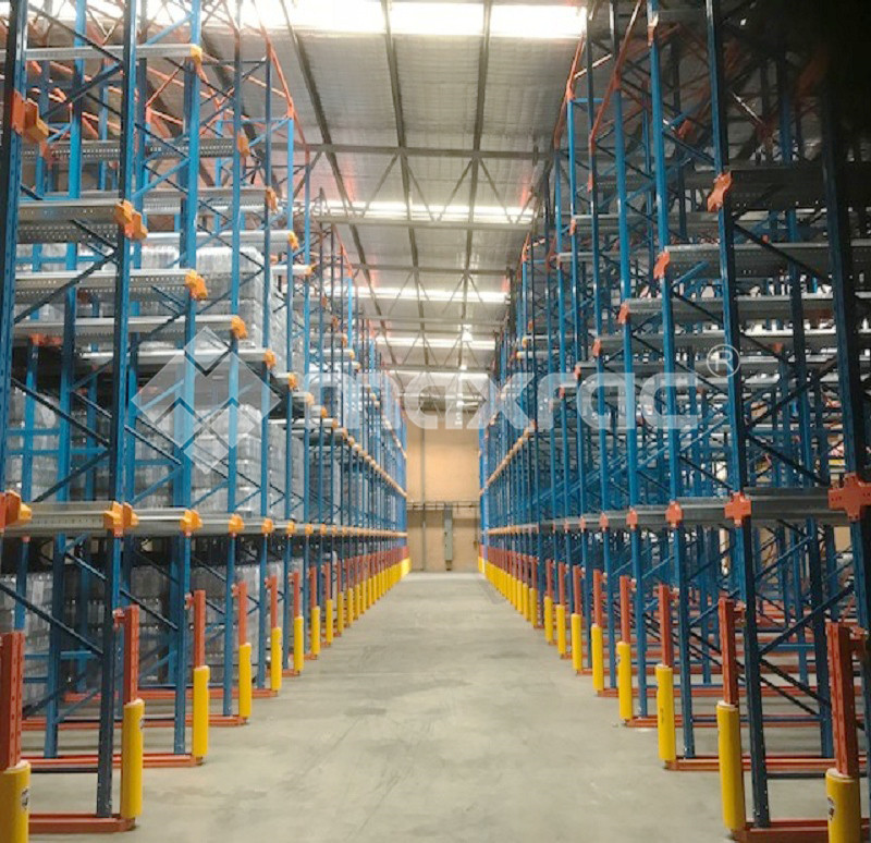 Warehouse Mezzanine Storage
