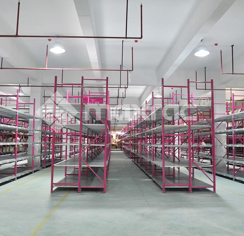Show Requirements Of Longspan Shelving When Displaying Goods