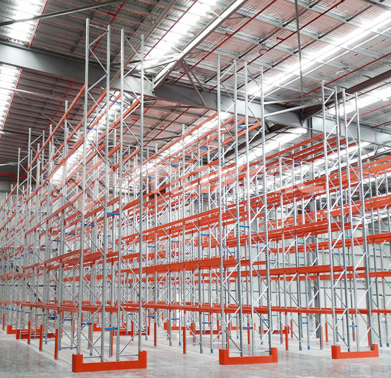 Rack Supported Warehouse Manufacturer