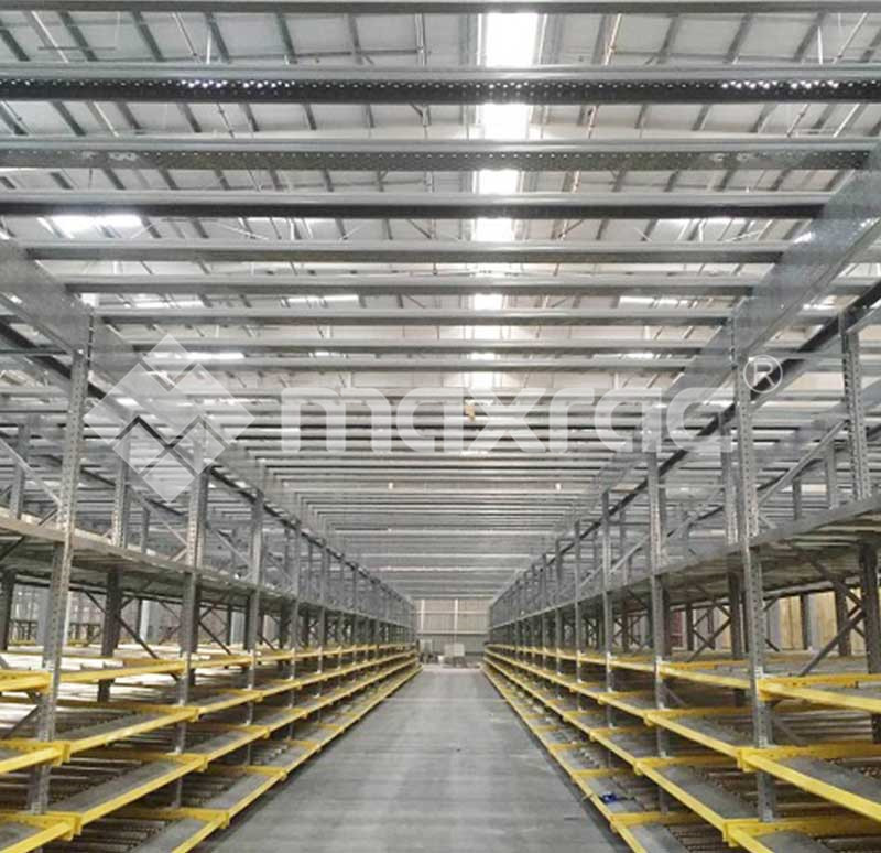 What Should We Do When The Column Of Metal Racking Systems Be Shaken?