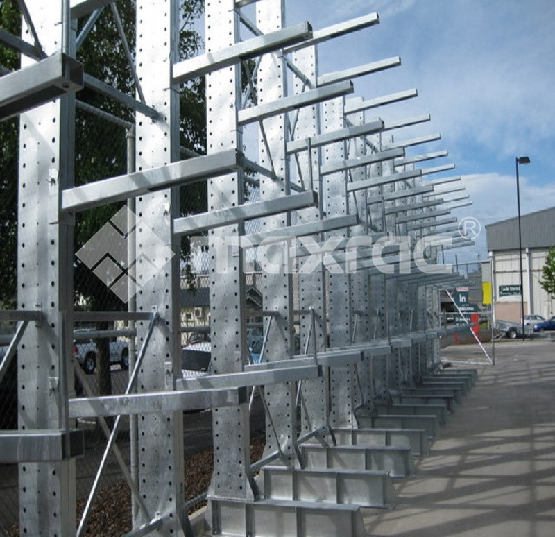 Why Does Medium Duty Cantilever Racking Need To Be Electrostatically Sprayed?