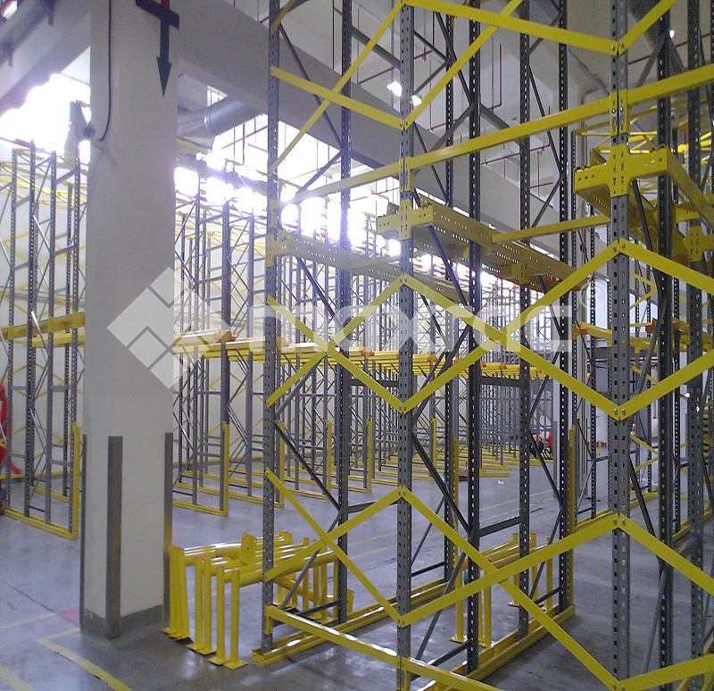 Warehouse Pallet Shelving Systems