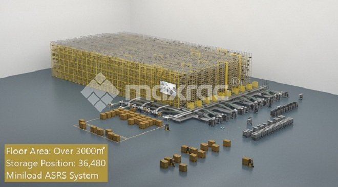 Largest Mini-load ASRS