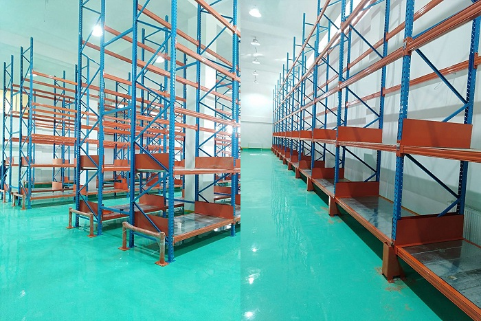 Maxrac Pallet Racking Case in Mongolian
