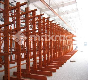 Medium-Sized Warehouse Rack