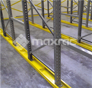 Flooring rail