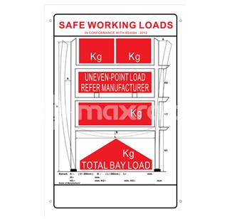 Load Safety sign