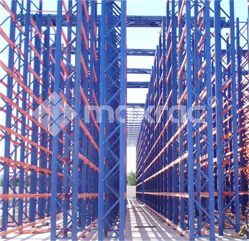Rack Supported Warehouse