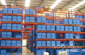 Warehouse Racking System New Model
