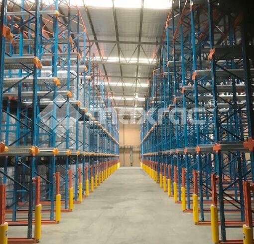 How to design a cost-effective warehouse racking layout?