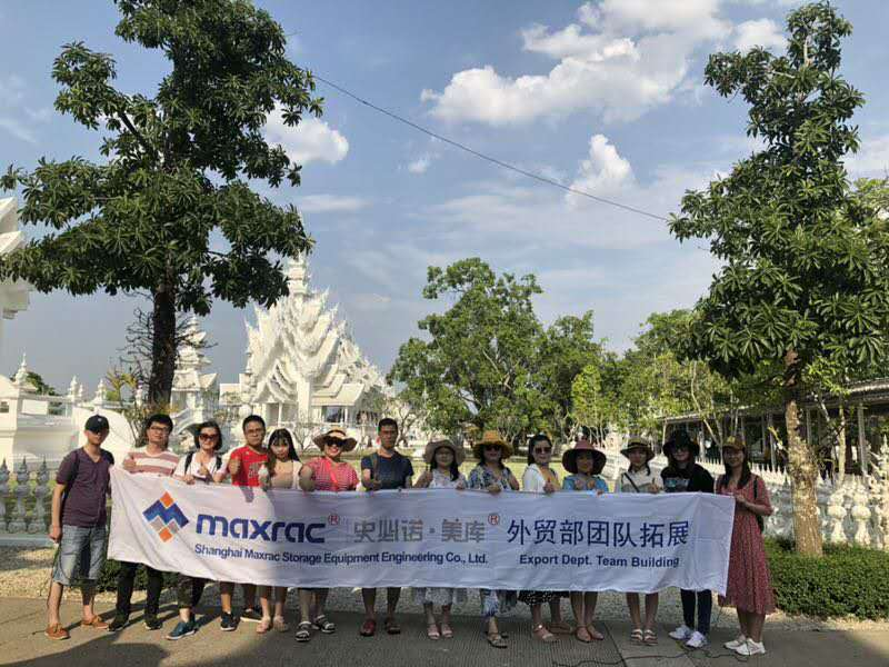 A Wonderful Traveling of Maxrac Team in Thailand