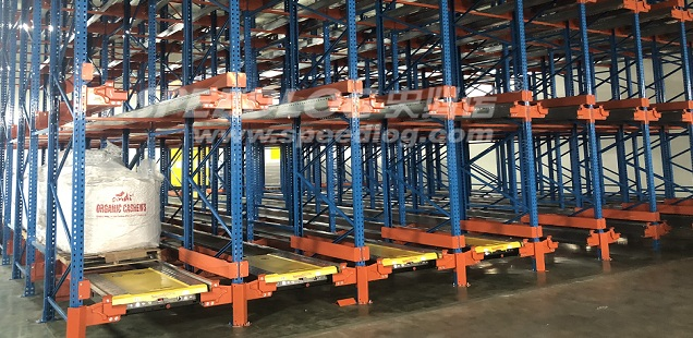 SpeedShuttle® Radio Shuttle & Pallet Rack in Vietnam