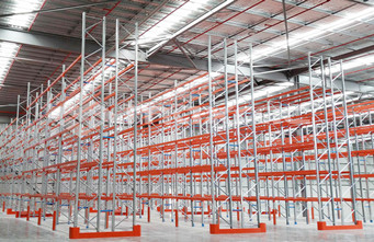 Scale Effect of Warehouse Shelf Industry Improves Comprehensive Competitiveness