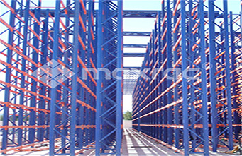 Classification and Application of Warehouse Shelves