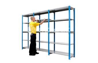 What Is The Most Common Shelf Warehouse Shelf?