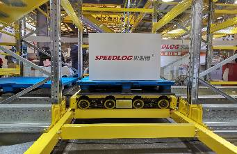 Speedlog Made A Wonderful Appearance At The Cemat Logistics Exhibition.