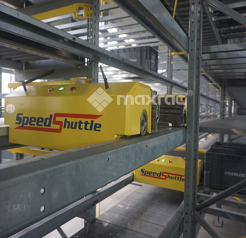 Multi Level Shuttle Car
