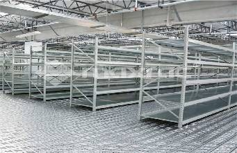 The Role of Storage Shelves in Warehouse Management