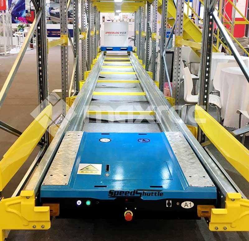 Do You Know The Warehouse Pallet Shuttle System?